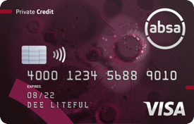 Absa Platinum Credit Card