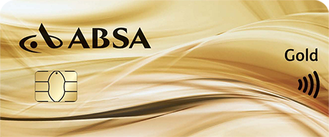 Absa Visa Gold Card