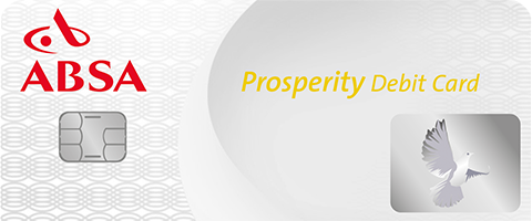 Absa Prosperity debit card